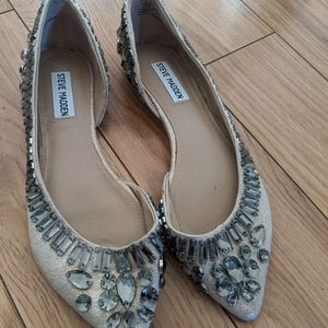 Steve Madden - evrlast Rhinestone shoes